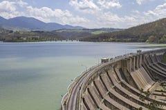 Lago Di Corbara στοκ φωτογραφίες