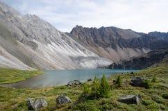 Lago di cristallo mountain Fotografie Stock Libere da Diritti