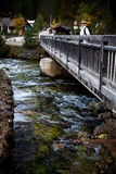 Lago di Dobiacco Images libres de droits