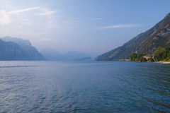 Lago di Garda Royalty Free Stock Image