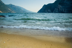 Lago di Garda Royalty Free Stock Images