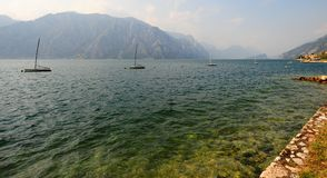 Lago Di Garda Royalty Free Stock Photo