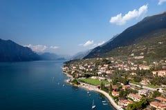 Lago di Garda Lizenzfreie Stockbilder