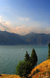 Lago Di Garda Royalty Free Stock Photography