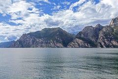 Lago Di Garda royalty-vrije stock foto