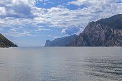 Lago Di Garda royalty-vrije stock afbeelding