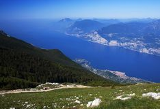 Lago di Garda 7 Photos libres de droits