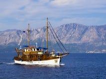 Lago di Garda Image libre de droits