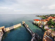Lago di Garda Photo stock