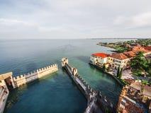 Lago di Garda Foto de archivo