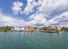 Lago di Garda Imagen de archivo libre de regalías