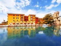 Lago Di Garda Stock Fotografie