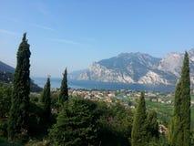 Lago di Garda imagem de stock