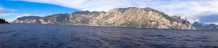 Lago di Garda Stockbild