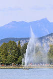Lago di Garda Stock Photo