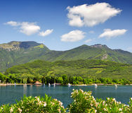 Lago Di Garda Royalty-vrije Stock Fotografie