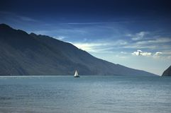 Lago di Garda - Italy Royalty Free Stock Photos
