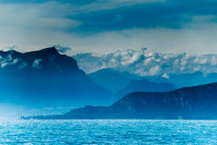 Lago di Garda, Italy Stock Image