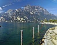 The Lago Di Garda, Italy. Royalty Free Stock Image