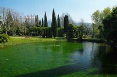 The Lago Di Garda, Italy. Royalty Free Stock Photo