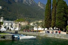 Lago Di Garda, Italy. Stock Photography