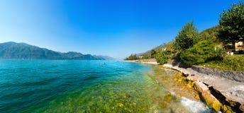 Lago di Garda - lac garda en Italie Photographie stock