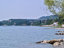 Lago di Garda Lake Garda Italy north Italy Royalty Free Stock Images