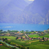Lago Di Garda Royalty Free Stock Images
