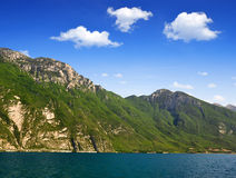 Lago di Garda Stock Photography