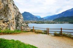 Lago di Garda,North Italy Stock Photos