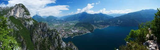 Lago di Garda 6 Stock Photography