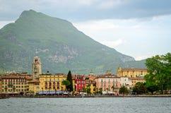 Lago di Garda, Riva del Garda Royalty Free Stock Images