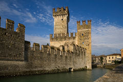 Lago di Garda, Sirmione Royalty Free Stock Images