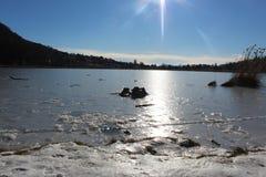 Lago di Ghiaccio, Италия Стоковые Изображения