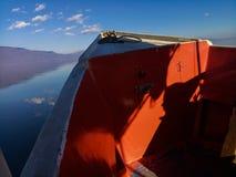 Lago di 06 Kerkini fotografia stock libera da diritti