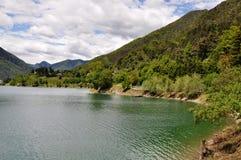 Lago di Ledro, Italy Royalty Free Stock Images