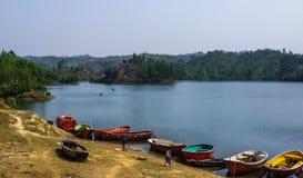 lago di mohamaya Immagini Stock Libere da Diritti
