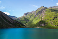 Lago di Morasco, Italy Stock Photo