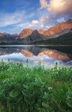 Lago di pleso del ké del ¾ di ŤaÅ Immagine Stock