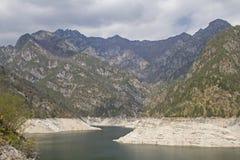 Lago Di Selva w Friuli Obrazy Royalty Free