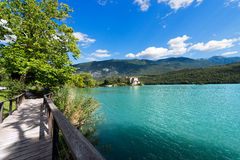Lago di Toblino - Trentino Italy Royalty Free Stock Photo