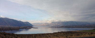 Lago di trascuratezza Pateros Fotografie Stock Libere da Diritti
