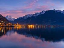 Lago di Uri Immagine Stock