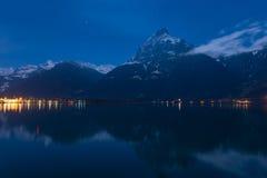 Lago di Uri Fotografia Stock Libera da Diritti