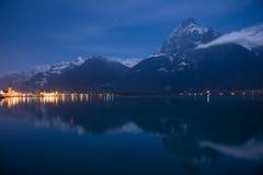 Lago di Uri Immagine Stock Libera da Diritti