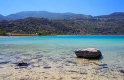 Lago di Venere, Pantelleria Stock Photography