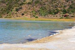 Lago di Venere, Pantelleria Royalty Free Stock Images