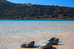 Lago di Venere, Pantelleria Stock Photo