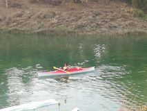lago do berainna, kaptai Fotos de Stock Royalty Free
