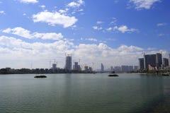 Lago do leste do haicang Foto de Stock